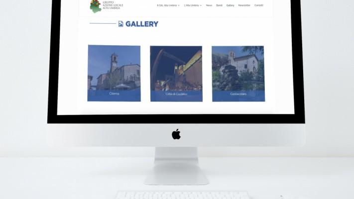 GAL Alta Umbria - Sito Web